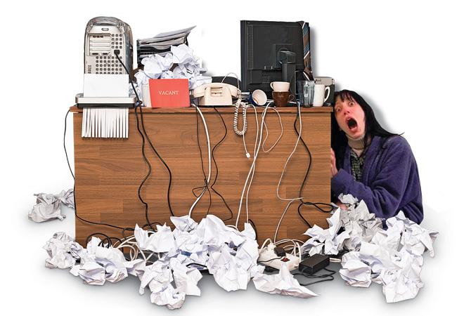 Designing Spiritual Technology: Information Overload