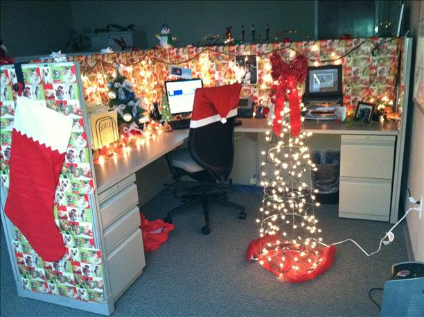 Merry Christmas From The Office Supplies Blog