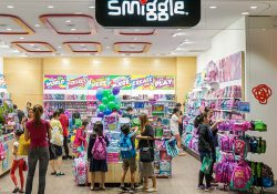 Smiggle Europe Expansion