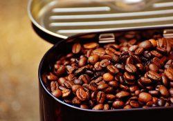 Fairtrade Coffee Tin