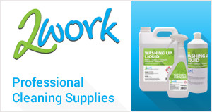 2Work - Professional Cleaning Supplies
