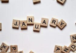 January Most Unproductive Month